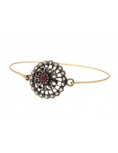 Rose Window Bracelet by Alcozer & J Florence