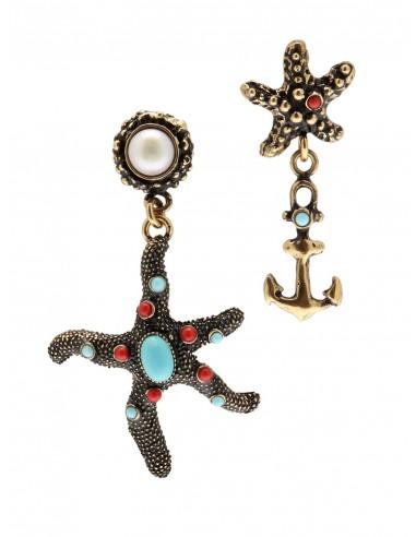Seabed Earrings