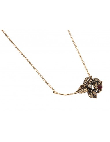 Red Frog Necklace