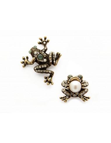 Frogs Earrings