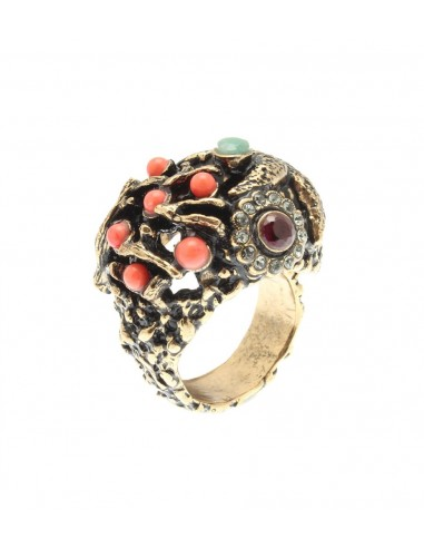Marine Fund Ring by Alcozer & J Florence