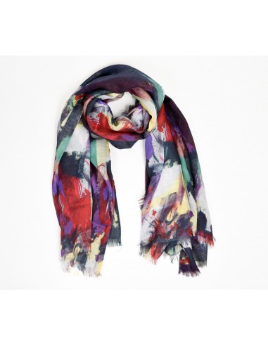 """Foulard """"Elena"""" Red by Brunellesca You Art Florence Italy"""